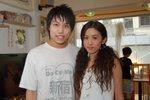 ***薯仔屋快訉*** 2006/07/19 快週刊訪問 張美妮 (同場加映 Chucky 呀) at Small Potato