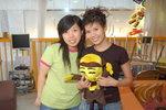 ***薯仔屋快訉*** 2006/07/19 快週刊訪問 張美妮 at Small Potato