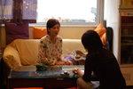 ***薯仔屋快訉*** 2006/11/13 明報訪問 樂壇新人 和田裕美 at Small Potato