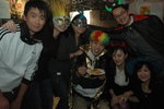 2010/10/29 Helloween Party at Small Potato 本店