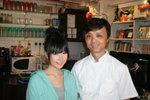 ***薯仔屋快訊*** 2011/05/07 樂瞳 訪問 at Small Potato