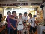 2011/07/28 Joanna's Farewell Party at Small Potato 分店