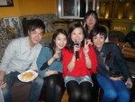 2012/01/20 晚上 UCCP 求得美Jen 歸 at Small Potato 分店