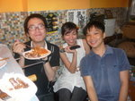 2012/05/25 晚上 沙埔打打氣 Party at Small Potato 分店