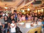 2012/08/02 晚上 June's Friend Party at Small Potato 本店
