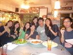 2012/08/03 晚上 Zomi Farewell Party at Small Potato 本店