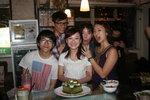 2013/06/18 晚上 Ros ' s Birthday Party at Small Potato 本店