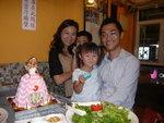 2013/10/12 分店 怡青 Birthday Party at Small Potato 分店