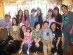 2014/05/31 下午 Wing Birthday Party at Small Potato 分店
