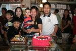2014/10/04 下午 Carmelo Ricky Danny Birthday Party at Small Potato 本店