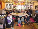2014/12/15 晚上 PL06小組聖誕Party 2014 at Small Potato 分店