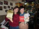 2014/12/19 晚上 X'Mas Buddy 同鄉會Party at Small Potato 分店