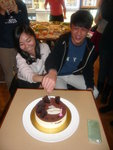 2015/01/13 下午 Eunice + Jordan Birthday Party at Small Potato 分店