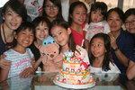 2015/07/19 下午 楠楠's birthday Party at Small Potato 本店