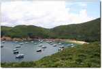 Pak Lap is sheltered by hills on both sides, Sai Kung (白臘-西貢)