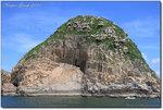 Ninepin Group (果洲群島)-北果洲著名景點月球崖