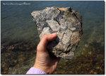 volcanic breccia (火山碎屑岩)