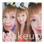 hkmakeup,@Bonjour,Lipstick,唇膏,眼睫毛液,化妝,美妝,眼妝,唇妝,化妝造型,新娘化妝,化妝師,新娘化妝師,廣告化妝師