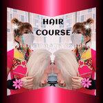 bridal hair course