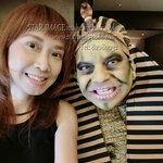 香港萬聖節化妝,萬聖節化妝,萬聖節化妝 旺角,萬聖節化妝 小朋友,