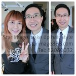 Doctor make up,man makeup,宣傳片化妝,makeup artist hong kong, mua hk,man make up hair do,men make up