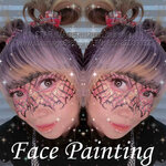 face painting hong kong,面部彩繪,專業化妝課程,化妝師課程,香港化妝課程,