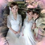 新娘化妝 自然,香港新娘化妝,婚紗化妝,註冊化妝