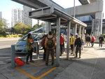 朗屏西鐵站B1出口集合後往媽橫路福昌樓前巴士站乘K66巴士 DSCN4739