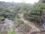 澗口右旁有山路可接入澗 DSCN0019