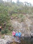 瀑左山路上瀑頂 DSCN0033