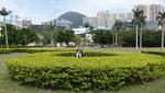 數碼港遊公園 & 背後的西高山 DSC02888