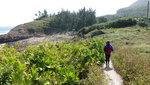 往營地途中經一石灘 DSC02907