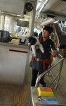 中環6號碼頭往大嶼山梅窩, 乘1230開出可戴寵物的普通航班, 船費成人星期一至六單程$15.9, 公眾假期及星期日$23.5, 狗狗$18.5 20191229-001