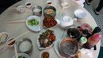 兩個午市餐 (豬手 & 梅菜鯇魚 + 湯 + 飯 + 油菜), 另有蝦餃, 燒賣, 叉燒腸粉 & 馬拉糕都只$200.  20200104-030