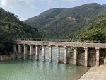 大潭上水塘石橋, 過橋可接上淺水灣坳的山路 20200201-026