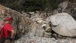 綑至此大石位轉左入澗 DSC04034