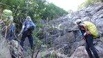 其實往左入林有山路上瀑頂 DSC00022