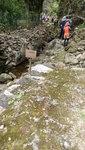 上溯紫深石澗(1) DSC00082