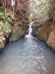 到此小瀑位打右離澗接山路往右走 DSCN4984