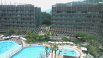 房間下望酒店泳池 20201029-017