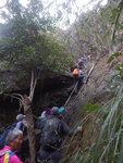 中途左攀太平山北坡 DSCN5433