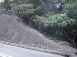 抽水站對面護土牆頂有小路可登大枕蓋 DSC04383