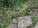 瀑右山路 DSC03716