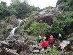 瀑右上攀 DSC04013