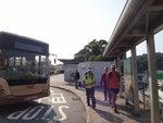 大埔火車站乘74K巴士至三門仔總站落車  DSC04547