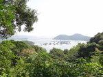 山路左望船灣海, 馬屎洲及船灣淡水湖大壩 DSC04558
