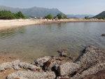 連島沙堤及遠處的八仙嶺 DSC04580