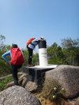 一登女婆山頂(399m) DSC04726