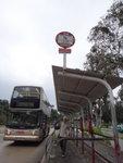 大埔東鐵站乘75K巴士至大美督總站落車 DSC07472