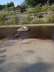有石頭及木排可踩過河唔使濕腳 DSC08173